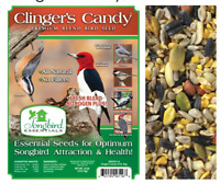Premium Clingers Candy Wild Bird Seed, Special Songbird, 20 lb