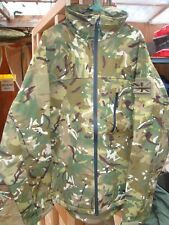 TROOPER MULTI TERRAIN PATTERN SOFTSHELL JACKET FLEECE LINED SHARKSKIN Xl