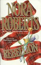 Rebellion by Nora Roberts (1999, Paperback)