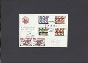 1979 Elections Llanberis Lake Railway First Day Cover