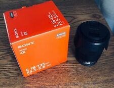 New listing Great Condition Sony Sel E mount 18-135mm F/3.5-5.6 Oss Lens