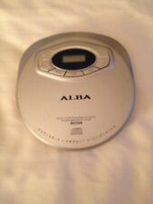 Alba Portable Compact Disc Player Working PCD267/E