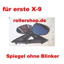 2 x Spiegel = Satz für Links + Rechts, Piaggio X9 125, 250, 500 ccm