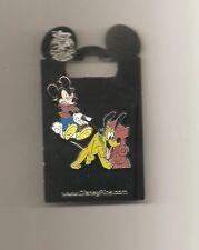 Disneyland Resort - Vintage Mickey, Donald, and Goofy Firefighters Pin