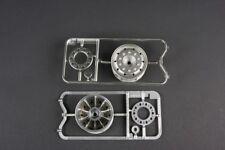 Tamiya 56519 Metal-Plated Wheels (30mm Width/Hex Hub/Matte Finish) NIB