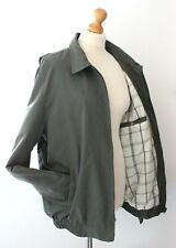 Premier Man Golf Jacket Casual Bomber Lightweight Green Autumn Smart Size XL