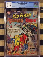 Brave and the Bold (1st Series DC) #54 1964 CGC 3.5