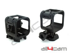 Frame Mount Set for GoPro HERO5 Session Replacement Low Profile Standard Mount