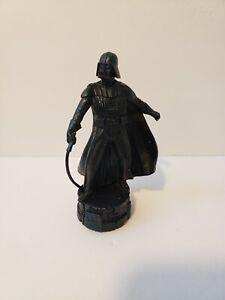 "Star Wars Saga Edition Black Darth Vader Queen Chess Replacement Game Piece 4"""