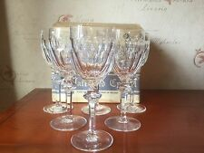 Waterford Crystal Curraghmore Claret Wine Glasses