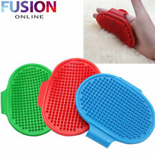 Pet Grooming Brush Cat Dog Detaining Massage Rubber Pad For Long & Short Hair