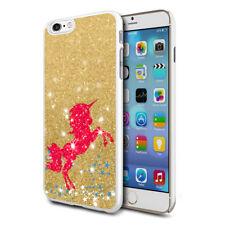Unicorn Glitter Design Phone Duro Case Cover Skin Per Vari Cellulari 01