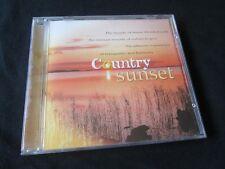 A. HUGES Country Sunset CD 1997 DISKY E-BOW GUITAR NO LP