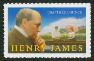 #5105 Henry James, Mint **ANY 5=FREE SHIPPING**