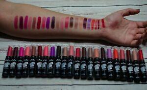NYX Professional Turnt-UP! Lipstick - Brand New (UK SELLER)