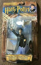 Harry Potter with Hedwig MATTEL PHILOSOPHERS STONE Action Figure - NEW