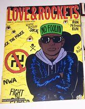 Love and Rockets Magazine #32 VF+ 8.5 1990