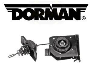 For GMC Chevrolet 99-17 Black Spare Tire Hoist Dorman 924-510