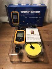 Venterior VT-FF001 Portable Fish Finder, New Open Box