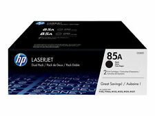 HP 85a 2-pack Black Original LaserJet Toner Cartridges CE285AD
