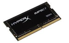16GB Kingston HyperX Impact DDR4 2400MHz SO-DIMM Laptop Memory Module