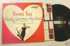 Freddy Gardner and Alvy West Decca 74317 Sweet Sax