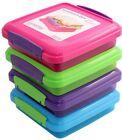 Sistema 450ml sandwich box Klip-It container school lunch box