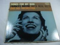 Frances Wayne With Neal Hefti & His Orchestra - Songs For My Man