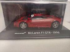 McLaren F1 GTTR - 1996 1/43 Supercars