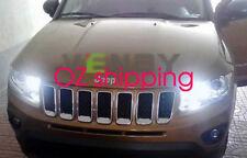 2 3157 super white 80W LED bulb for JEEP Grand Cherokee 2010-2012 DRL error free