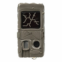 Cuddeback Dual Flash IR/Black Flash 20 MP Hunting Scouting Game Trail Camera