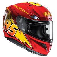 HJC RPHA 11 Cars 3 Lightning McQueen Full Face Motorcycle / Motorbike Helmet
