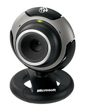 Microsoft LifeCam VX-3000 Webcam Black