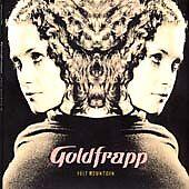 Goldfrapp - Felt Mountain CD (2000) Mute Records