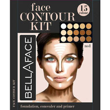 15 Colors Concealer Palette Kit With Brush Face Makeup Contour Cream  Palette #1