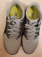 Nike Free 4.0 V3 Running womens 9.5 Armory Blue EUC