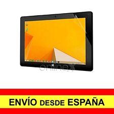 """3x Protector Plástico para BQ TESLA 2 W8 10.1"""" Protector Pantalla Tablet 3xa1996"""