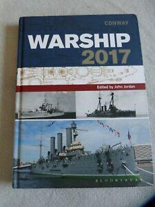 engl. Ausgabe : Warship 2017 - John Jordan - Kriegsschiffe