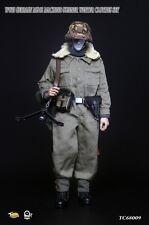 TOYS CITY WWII GERMAN MG42 MACHINE GUNNER WINTER CLOTHES SET 1/6