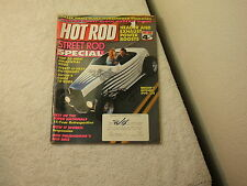 Hot Rod Magazine ~ September 1993 ~ Street Rod Special ~ Header And Exhaust