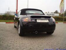 FMS Sportauspuff Stahl Audi TT Coupe + Roadster Front (8N, 98-06) 1.8T 110/132kW