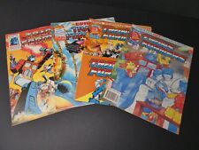 More details for transformers g1 uk comic issue no. 100,150,200,250  marvel 1980s/90s joblot x4