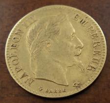France 1866 BB Gold 10 Francs XF Napoleon III