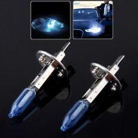 HOD H1 Halogen Bulb, Super White Car Headlight Bulb, 12 V / 100W, 6000K (Pair)