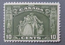 *Kengo* 1934 Canada stamp #51 Loyalists Statue MH OG CV$40
