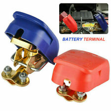 2X 12V Quick Release Battery Terminals Clamps Auto Car Vehicle Caravan FK
