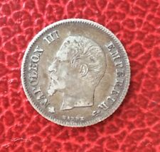 France - Napoléon III - Très Jolie monnaie de 20 Centimes 1860 BB