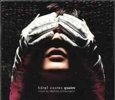 "STEPHANE POMPOUGNAC ""Hotel Costes Quatre"" CD-Album (Digipak)"