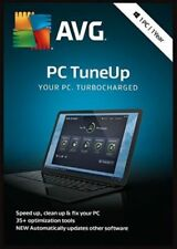 AVG PC TUNEUP 2018 - FOR 1 PC - 1 YEAR - DOWNLOAD & Activation Key Tune Up