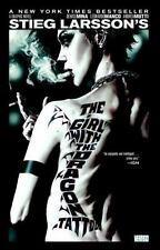 The Girl with the Dragon Tattoo: A Graphic Novel by Denise Mina - BRAND NEW!